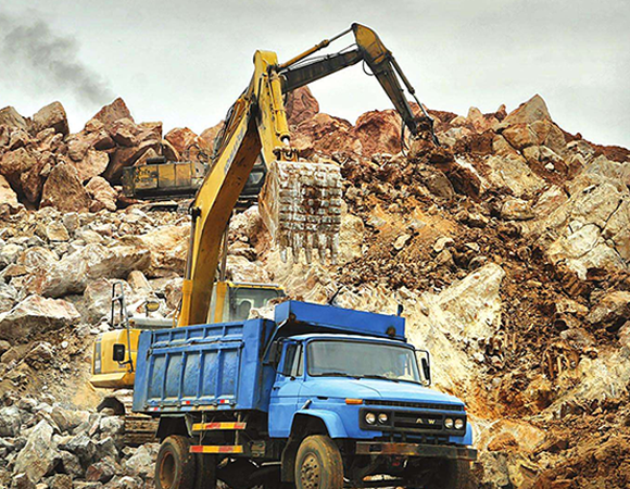 土石方开挖